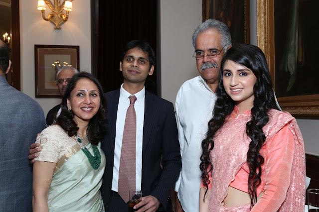 Deepika Jindal,Abhyuday jindal,Rahul Bhatia,Srishti Rai Jindal