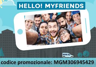 Hello! MyFriends di Hello Bank! Promo Presenta un Amico