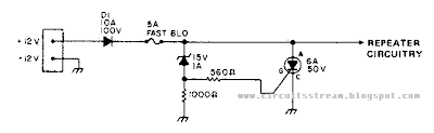 Best Power Protection Circuit Diagram