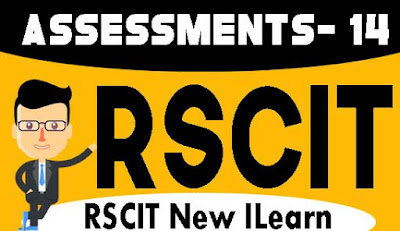 Rscit I-Learn Assessment- 14 Important Question in Hindi 2019, RKCL I-Learn Assessment - 14 in Hindi, i-Learn Important Question in Hindi, rkcl i learn assessment 14 question with answers in hindi