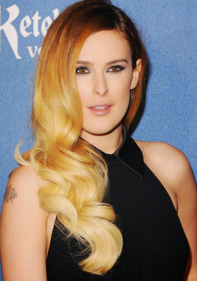 The Latest Celebrity Picture: Rumer Willis