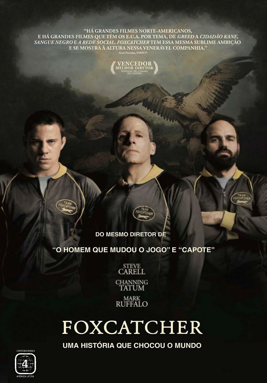 Foxcatcher: Uma História que Chocou o Mundo Torrent – Blu-ray Rip 720p e 1080p Dublado (2015)