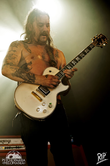 High On Fire @Hellfest 2015 vendredi 19/06
