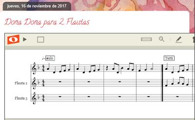 http://blogdeartisticalasmusasdehelicon.blogspot.com.es/2017/11/dona-dona-para-2-flautas.html