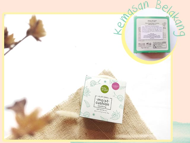 Cathy Doll - Aloe Snail Moist Cushion Soothing Review