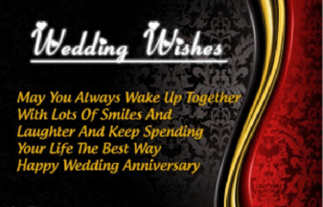 Happy Wedding Anniversary Wishes
