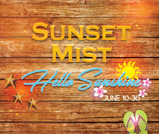Welcome the Sun this June! Coming Soon!