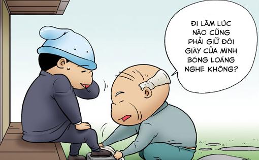 Kim Chi & Củ Cải (bộ mới) phần 248: Người cha chu toàn