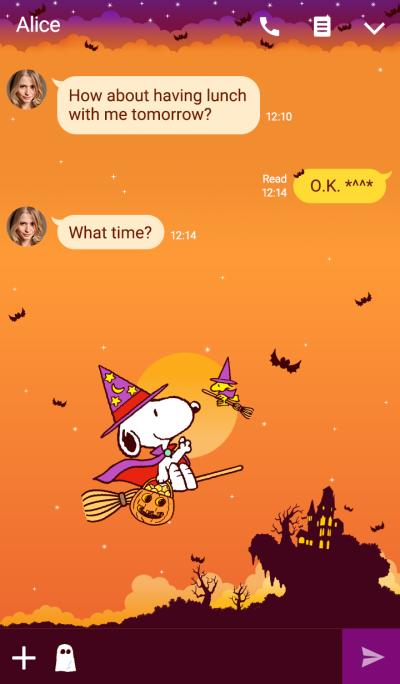 Snoopy's Halloween