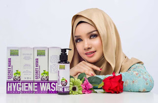 SECRET HAWA HYGIENE WASH