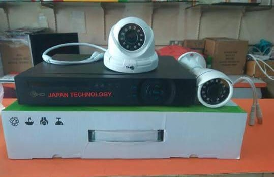 paket instalasi camera cctv