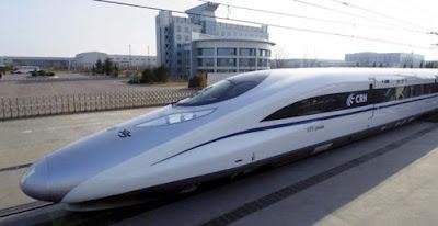 kalautau.com - CRH 380A Maglev Shanghai (China)
