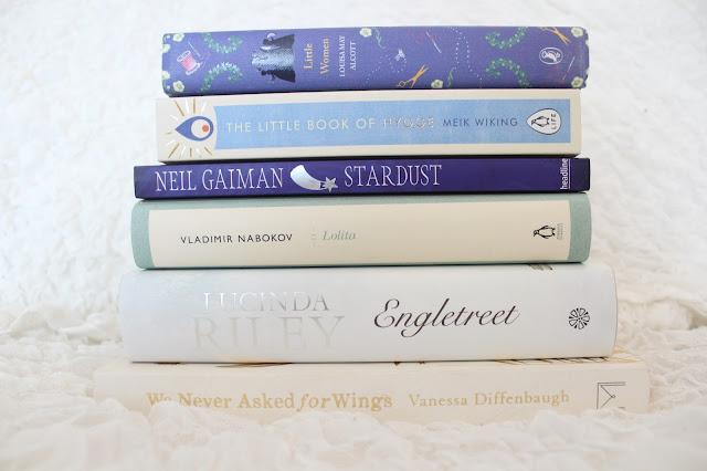 new books bookstack