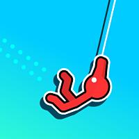 Game Người Que Đu Dây Stickman Hook Mod