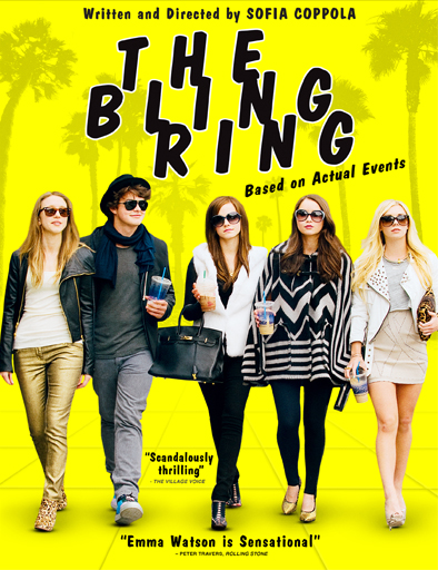 Ver The Bling Ring (Ladrones de la Fama) (2013) Online