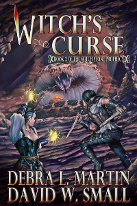 Witch's Curse (Debra L Martin & David W Small)