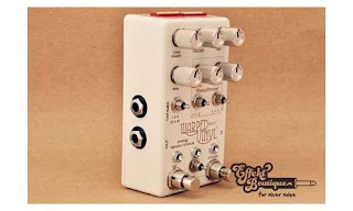 Chasebliss Audio Warped Vinyl Mk.II (Pedal Efek Gitar)