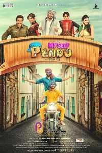 Myself Pendu Punjabi (2015) Movie Download HQ 300mb