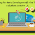 Looking For Web Development? Hire Techtiq Solutions London UK.