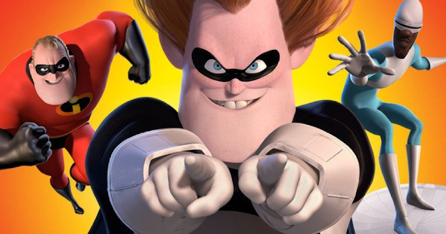The Incredibles 2, Keluarga Superhero Pembasmi Kejahatan