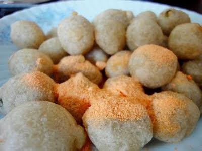 Cimol Makanan Unik Khas Kota Bandung