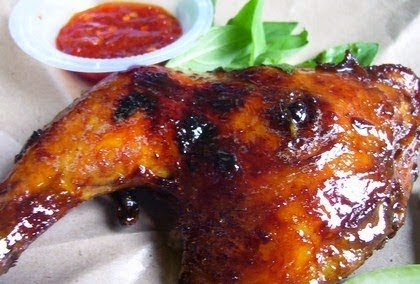 Resepi Ayam Bakar Madu