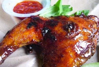 Resep Membuat Ayam Bakar Madu Spesial