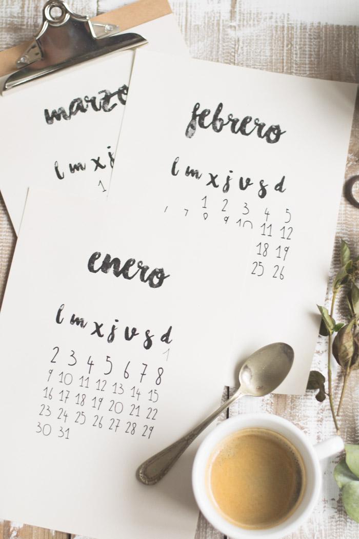 Calendario 2017 Free