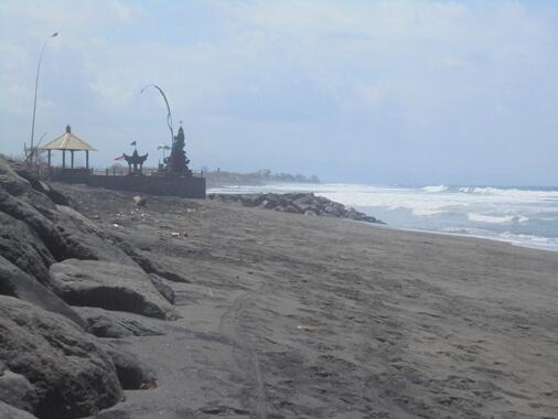 Padang Galak Surf, Pantai Padang Galak Sanur Bali
