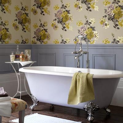 bañera clásico-moderno