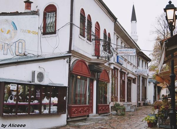 Vechiul-Bazar-Skopje-Macedonia