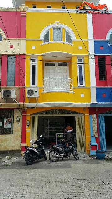 Dijual ruko di Malang