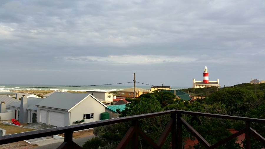 cape agulhas l'agulhas lighthouse southernmost point of africa