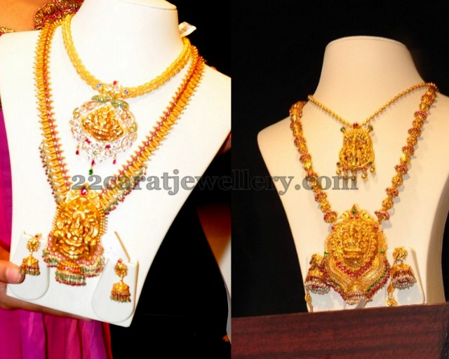 Jos alukkas traditional temple sets jewellery designs jos alukkas traditional temple sets aloadofball Images