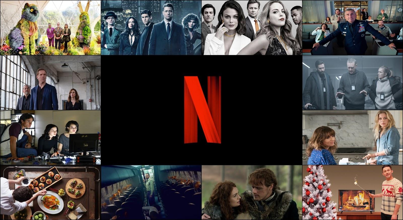 Séries que chegam em Maio na Netflix