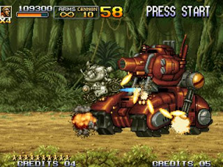 Metal Slug 5 Game Free Download Highly Compressed
