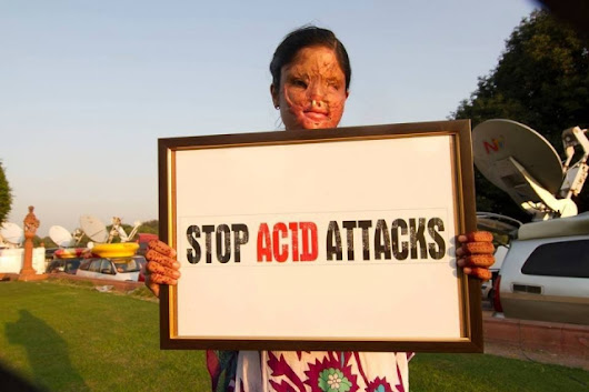 Acid attacks - MPs plans aren't as daft as they may seem