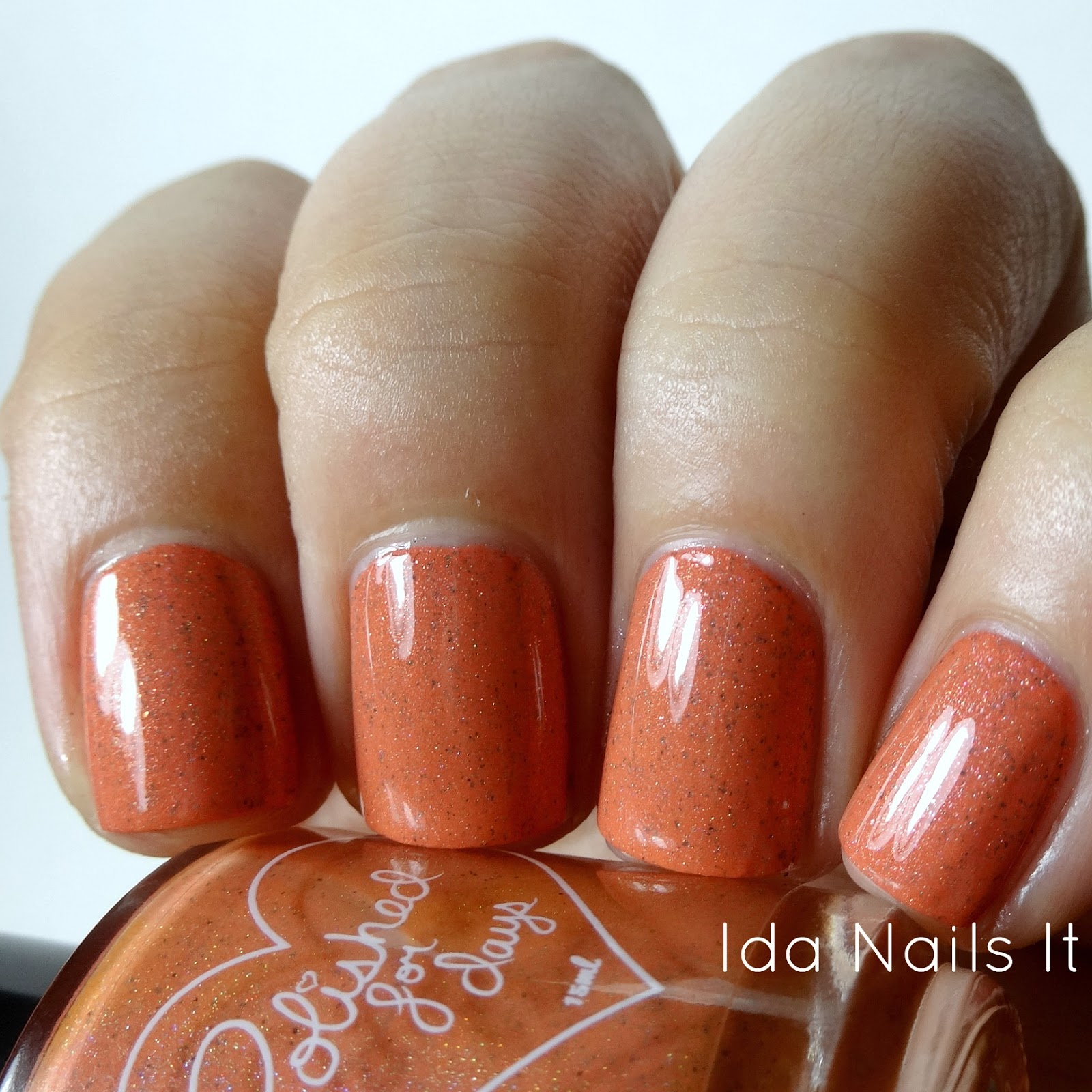 Ida Nails It: Polished for Days Halloween 2016 Trio Collection ...