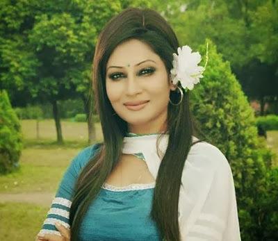 Bangladeshi Model Farah Ruma Picture
