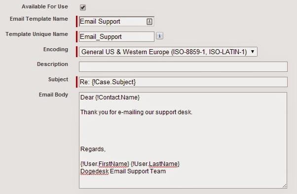 The Simon Lawrence Application Development Blog Service Cloud\u0027s