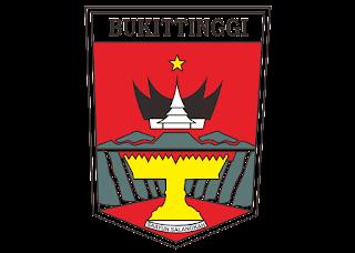 Logo Kota bukittinggi Vector