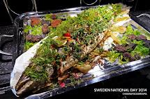 Chasing Food Dreams Sweden National Day 2014 Celebration