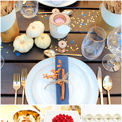 Beautiful Tablescapes Ideas & a Giveaway