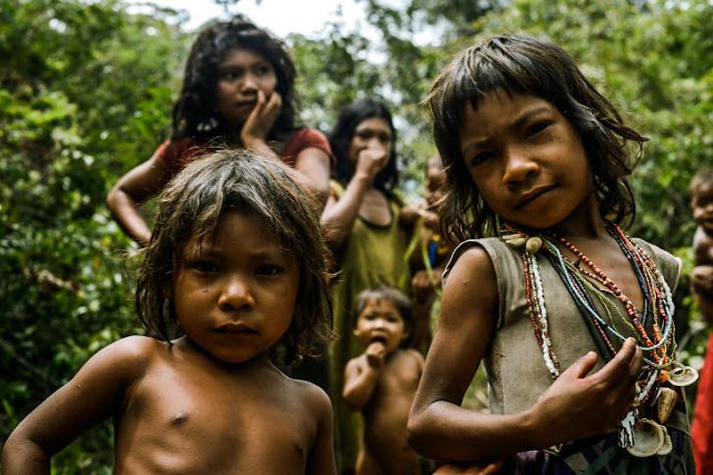 Pirahã. Η φυλή του Αμαζονίου που δεν ξέρει να μετράει. Η γλώσσα που δεν έχει αριθμούς και νούμερα.