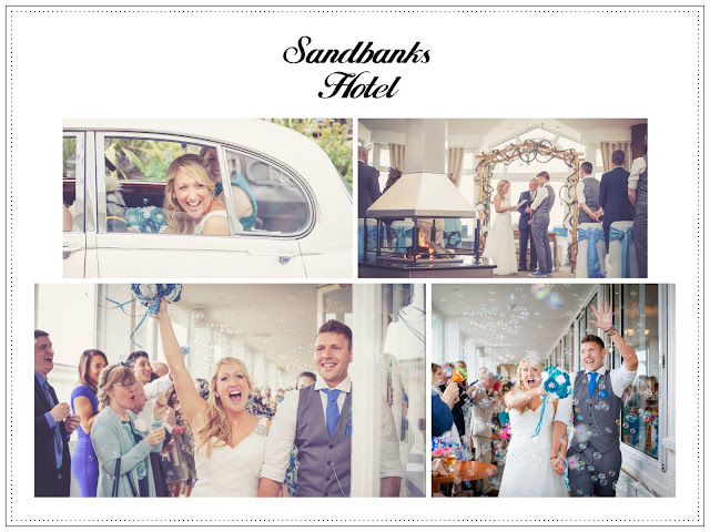 Sandbanks Hotel Wedding