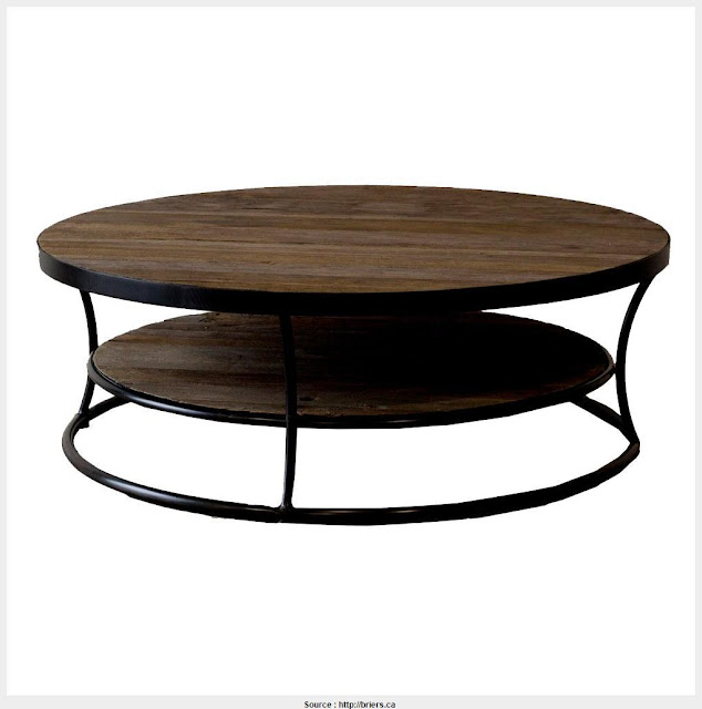 Download Wood Round Coffee Table Collection