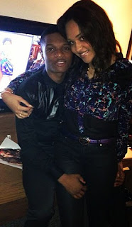 WIZKID+AND+BABE - I Can't Live With Wizkid Untill We Get Married - Tania Omotayo