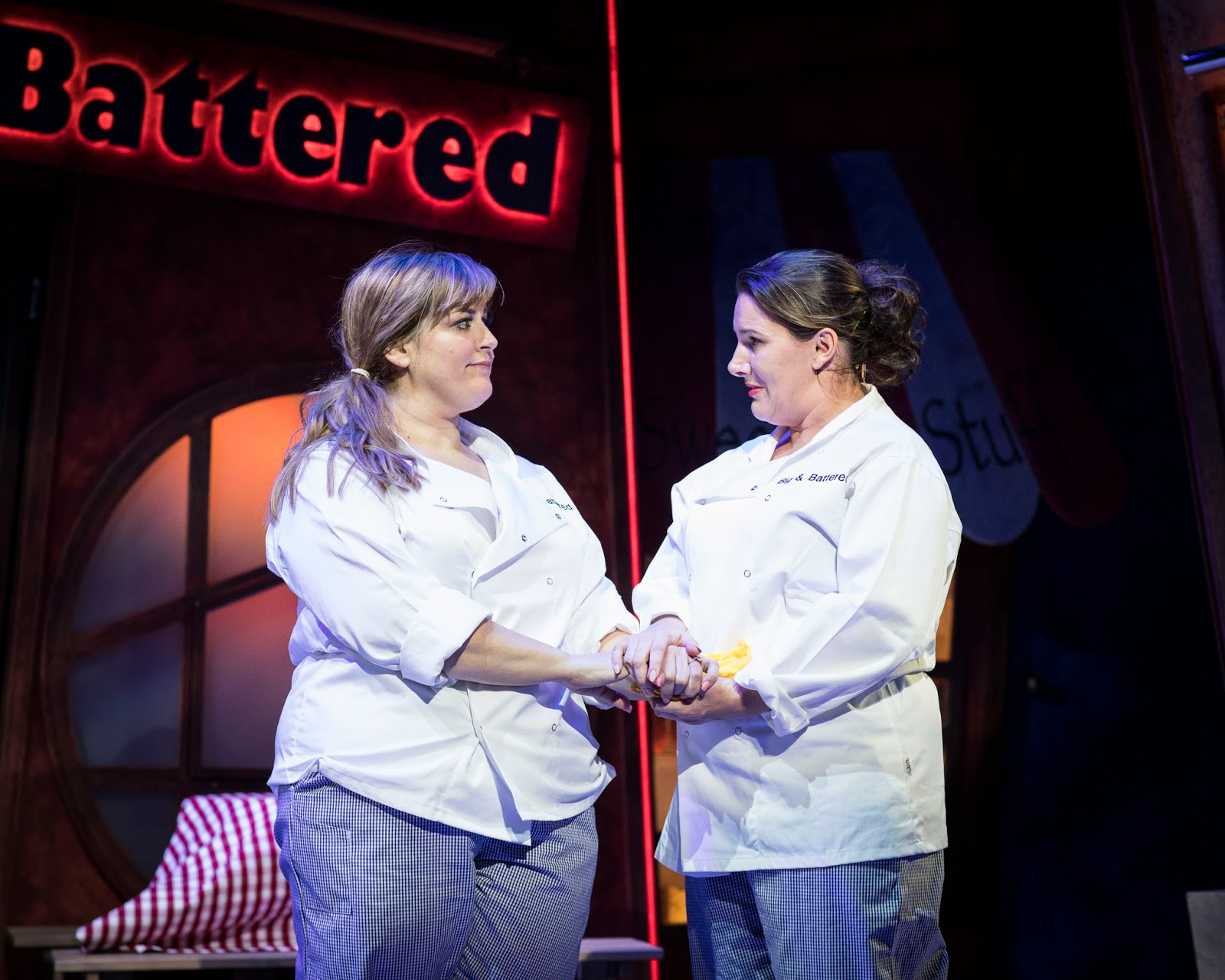 North East Theatre Guide: Preview: Fat Friends at Newcastle Theatre