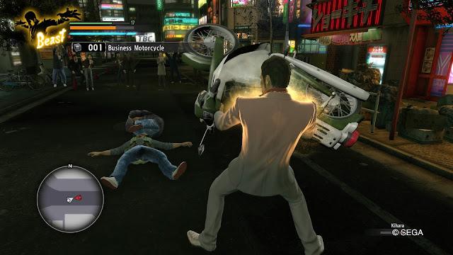 Yakuza Kiwami | Sega - Recensione Pc