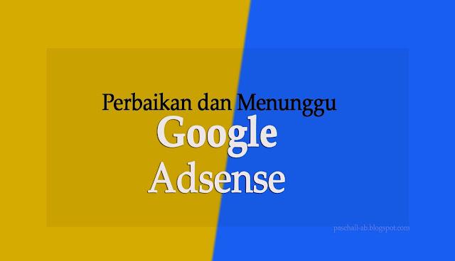 Persetujuan Google Adsense